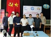 """Bàn giao, đưa vào vận hành hệ thống pilot xử lý nước ngầm """"CHEMILES"""" tại Nhà máy nước Tương Mai, Hà Nội"""