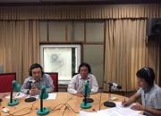 Đối thoại trên Đài Tiếng nói Việt Nam (VOV1)